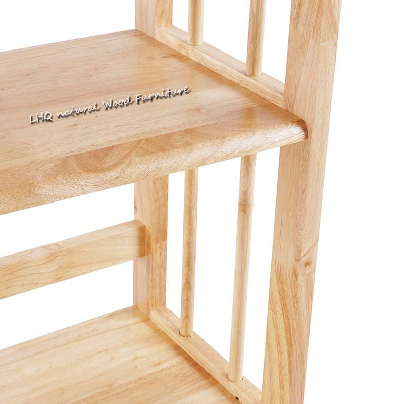 kệ đa năng gỗ 5 tầng rộng 40 cm nhỏ gọn, được mua nhiều năm 2020