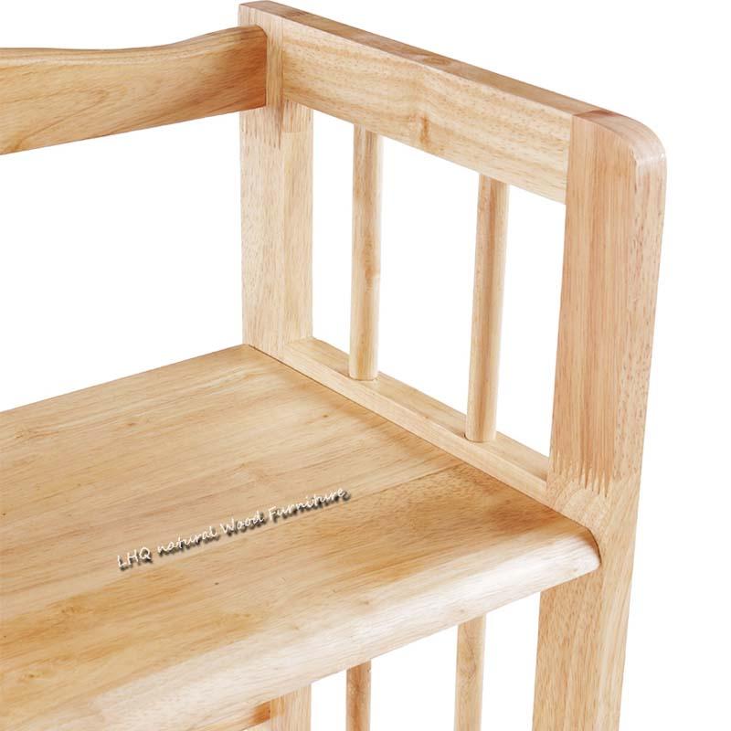 Kệ sách gỗ 5 tầng rộng 80 cm giá hấp dẫn