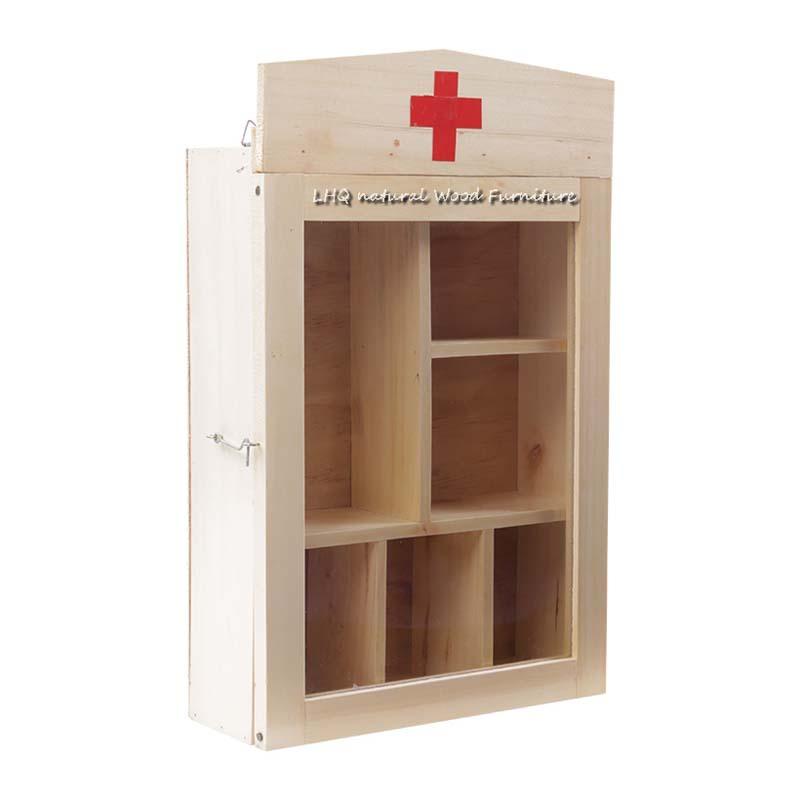tủ thuốc gia đình gỗ thông giá rẻ, chất lượng cao