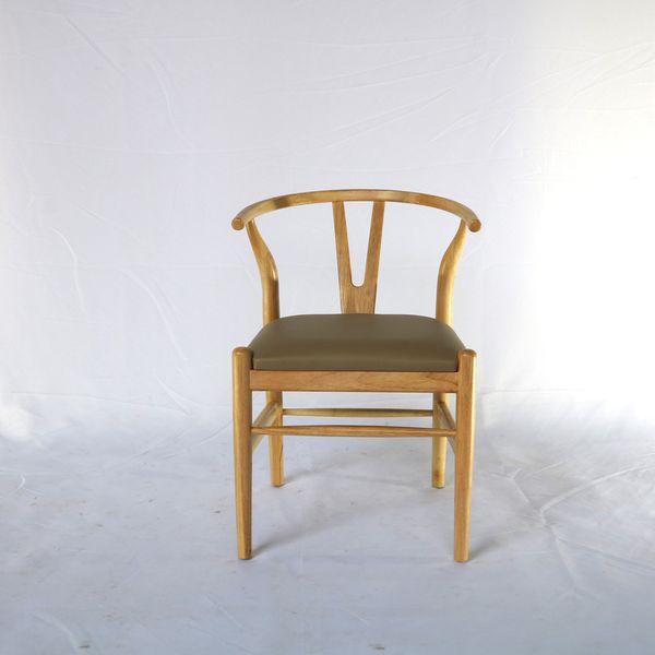 Ghế cafe Wishbone gỗ cao su, sản phẩm chất lượng xuất khẩu, giá rẻ